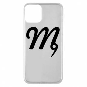 iPhone 11 Case Virgo sign
