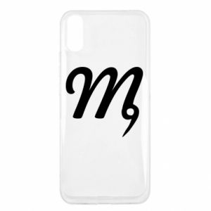 Xiaomi Redmi 9a Case Virgo sign