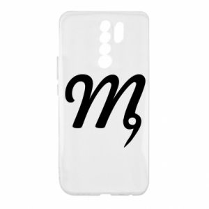 Xiaomi Redmi 9 Case Virgo sign