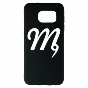 Samsung S7 EDGE Case Virgo sign