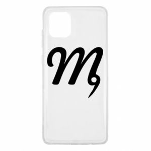 Samsung Note 10 Lite Case Virgo sign