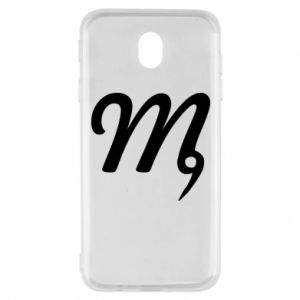 Samsung J7 2017 Case Virgo sign