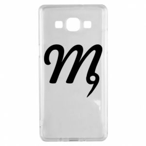Samsung A5 2015 Case Virgo sign