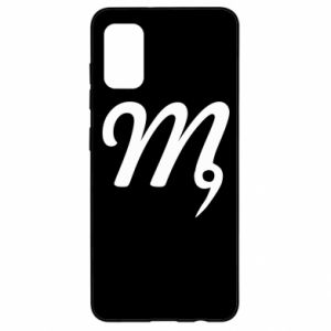 Samsung A41 Case Virgo sign