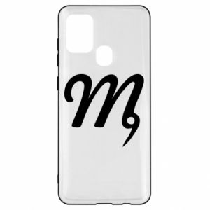 Samsung A21s Case Virgo sign