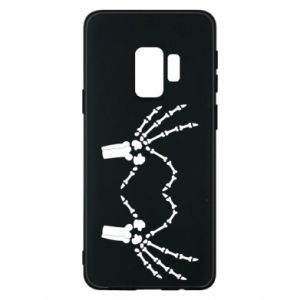Etui na Samsung S9 Znak serca