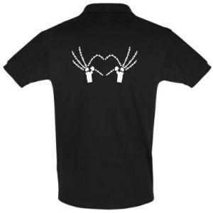Koszulka Polo Znak serca