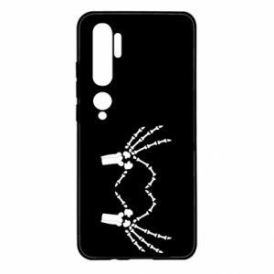 Etui na Xiaomi Mi Note 10 Znak serca