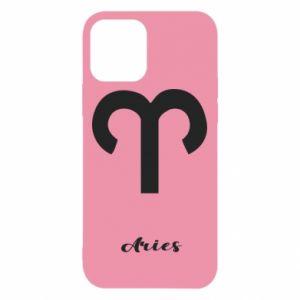 iPhone 12/12 Pro Case Zodiac sign Aries