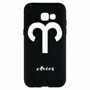 Phone case for Samsung A5 2017 Zodiac sign Aries