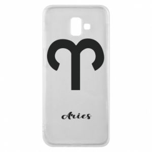 Phone case for Samsung J6 Plus 2018 Zodiac sign Aries
