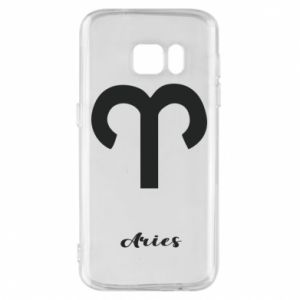 Phone case for Samsung S7 Zodiac sign Aries