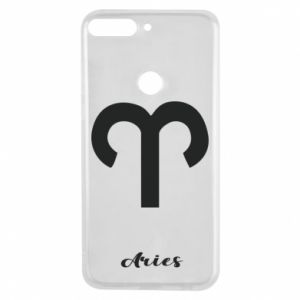 Phone case for Huawei Y7 Prime 2018 Zodiac sign Aries
