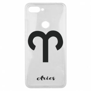 Phone case for Xiaomi Mi8 Lite Zodiac sign Aries