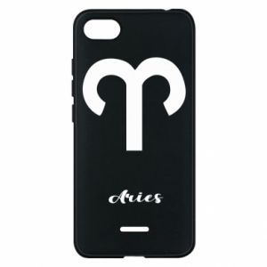 Phone case for Xiaomi Redmi 6A Zodiac sign Aries