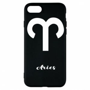Phone case for iPhone 7 Zodiac sign Aries
