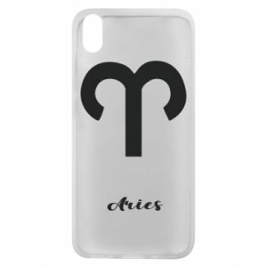 Phone case for Xiaomi Redmi 7A Zodiac sign Aries