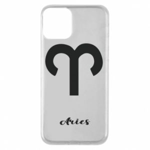 Phone case for iPhone 11 Zodiac sign Aries