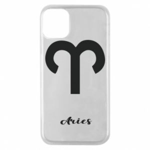 Phone case for iPhone 11 Pro Zodiac sign Aries