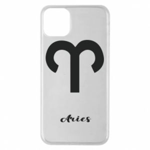 Phone case for iPhone 11 Pro Max Zodiac sign Aries