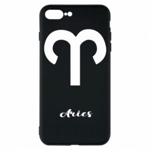 Phone case for iPhone 7 Plus Zodiac sign Aries