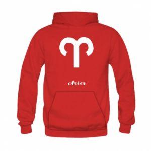 Kid's hoodie Zodiac sign Aries