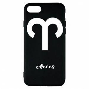 Phone case for iPhone 8 Zodiac sign Aries