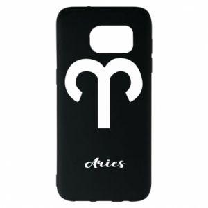Samsung S7 EDGE Case Zodiac sign Aries