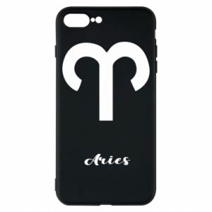 Phone case for iPhone 8 Plus Zodiac sign Aries