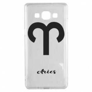 Samsung A5 2015 Case Zodiac sign Aries