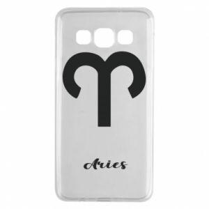 Samsung A3 2015 Case Zodiac sign Aries