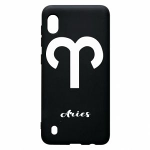 Samsung A10 Case Zodiac sign Aries