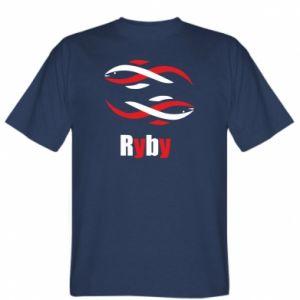 Koszulka Znak zodiaku Ryby