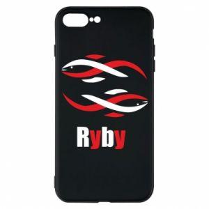 Etui na iPhone 7 Plus Znak zodiaku Ryby