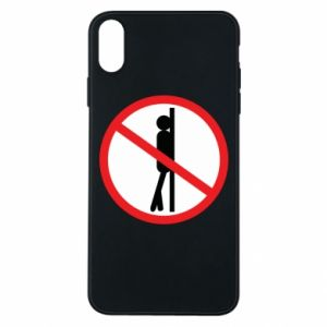 Phone case for iPhone Xs Max Sign