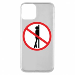 Phone case for iPhone 11 Sign