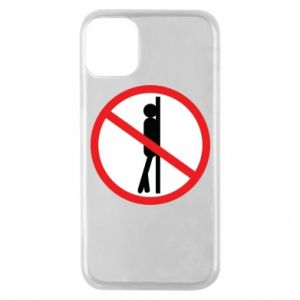 Phone case for iPhone 11 Pro Sign