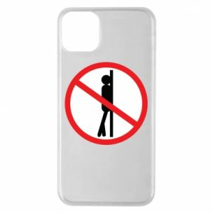 Phone case for iPhone 11 Pro Max Sign