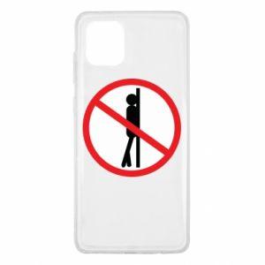 Etui na Samsung Note 10 Lite Znak
