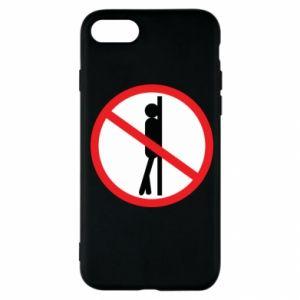 Etui na iPhone SE 2020 Znak