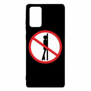 Etui na Samsung Note 20 Znak