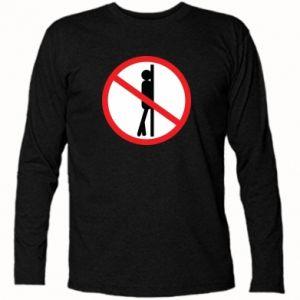 Koszulka z długim rękawem Znak - PrintSalon