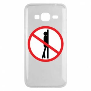 Phone case for Samsung J3 2016 Sign