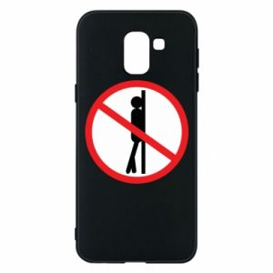 Phone case for Samsung J6 Sign