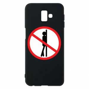 Phone case for Samsung J6 Plus 2018 Sign