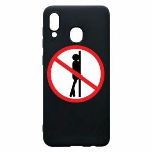 Phone case for Samsung A20 Sign