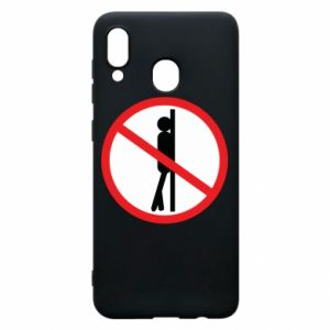 Phone case for Samsung A30 Sign