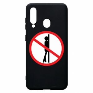 Phone case for Samsung A60 Sign