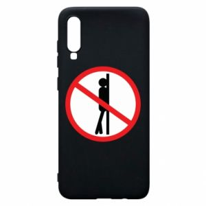 Phone case for Samsung A70 Sign