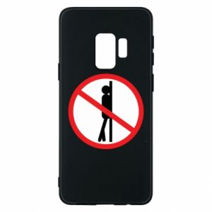 Phone case for Samsung S9 Sign